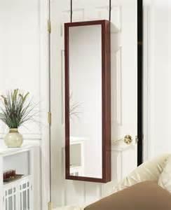 door mirror jewelry cabinet
