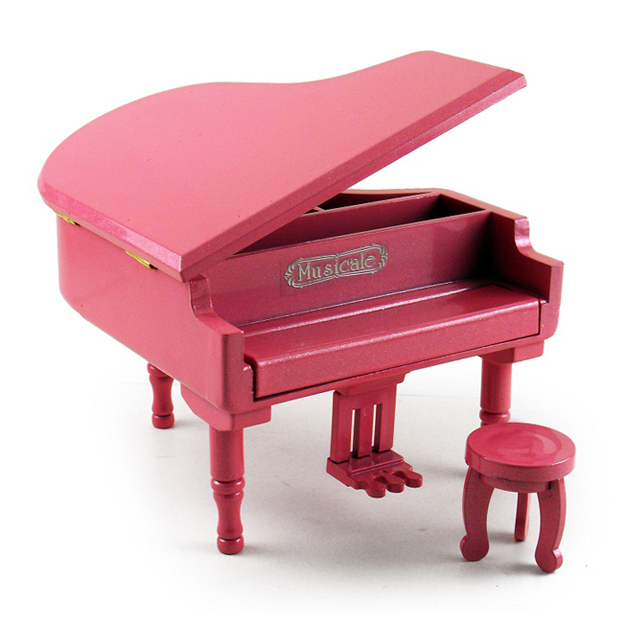 baby grand piano jewelry box