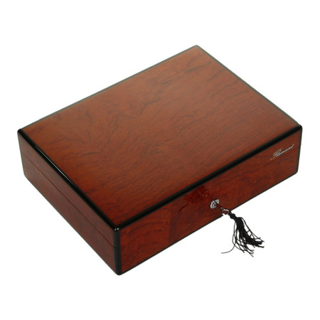 brown jewellery boxes uk