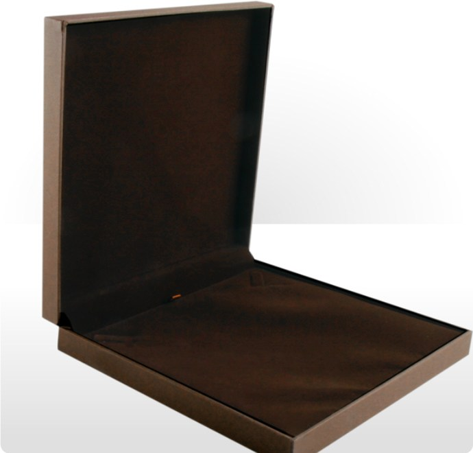 brown jewelry gift boxes
