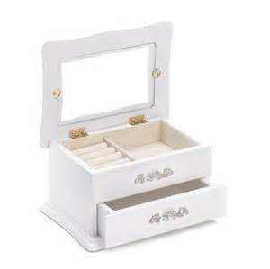 bulk white jewelry boxes