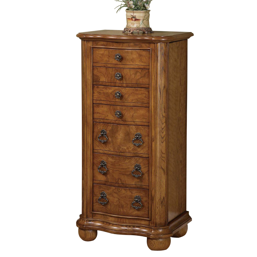 cheap jewelry armoire clearance