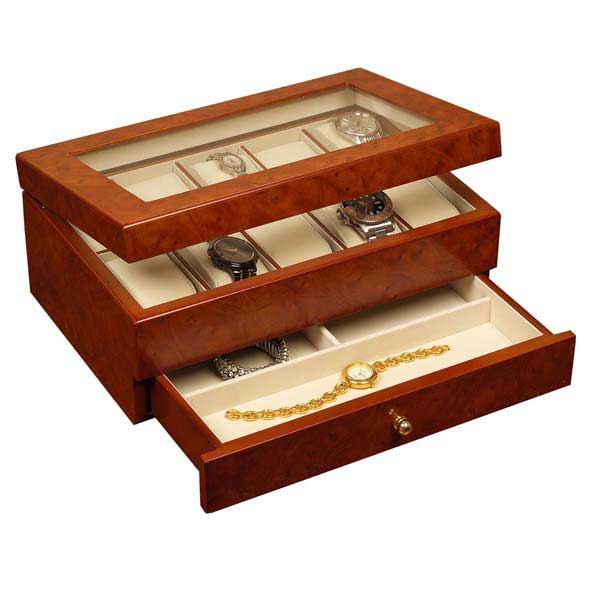 Cheap Jewelry Box Ideas. Picture: Bruno Zanardo/Getty Images Source:Getty Images