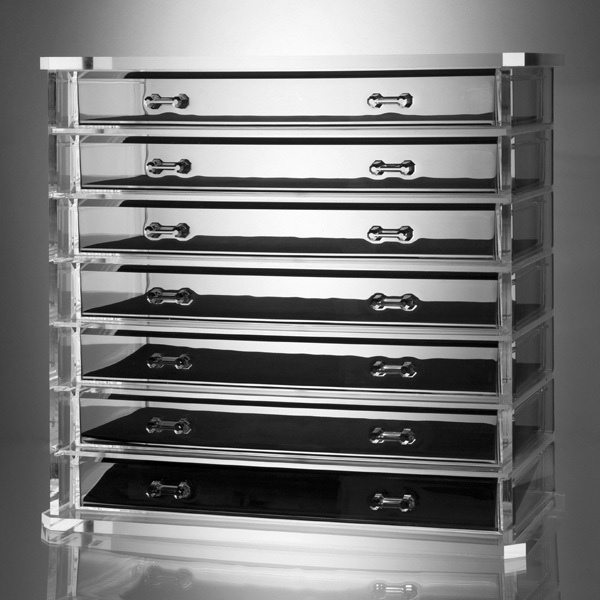 clear jewelry boxes wholesale