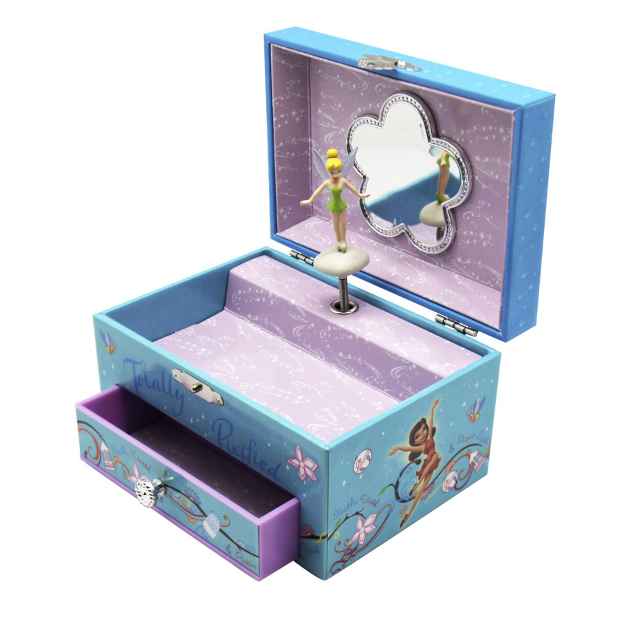 disney fairies jewelry box