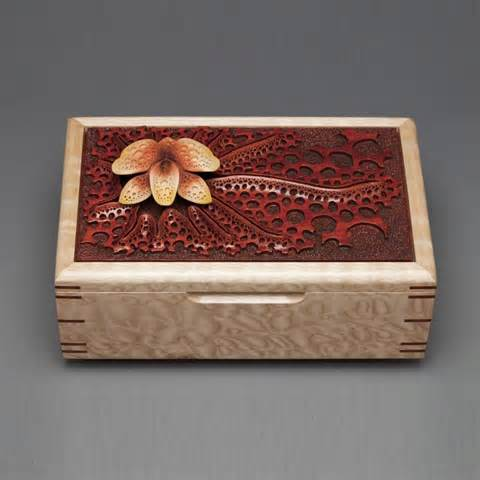 engravable wood jewelry box