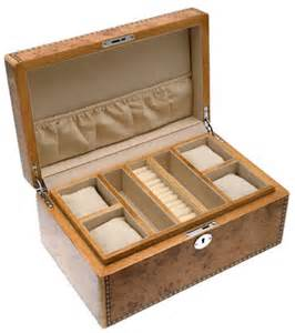 jewellery box for watches