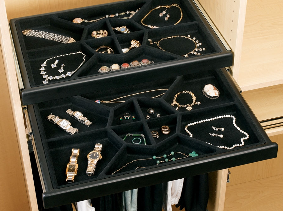 jewelry box drawer slides