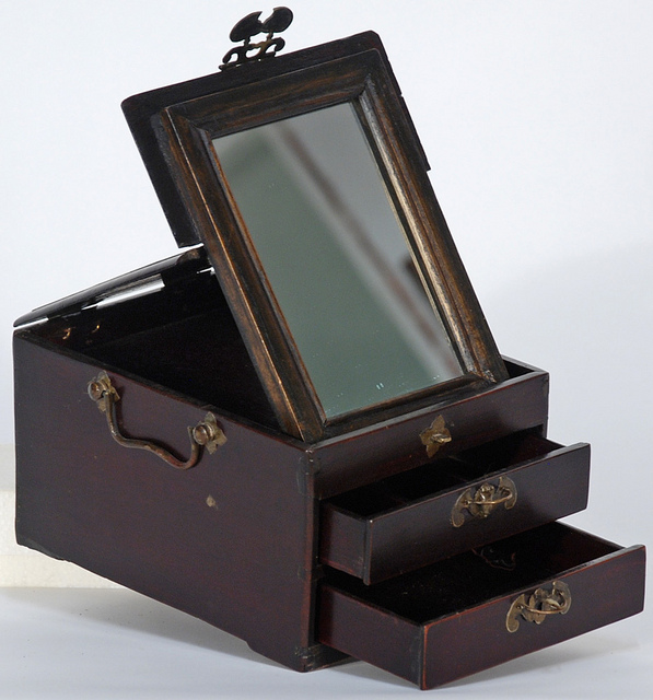 jewelry box hinges and locks