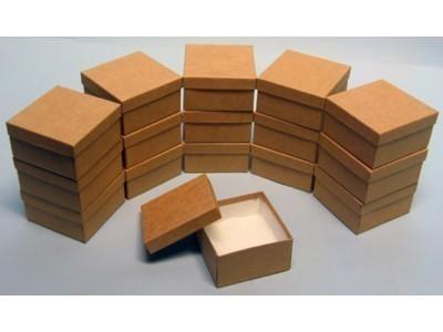 kraft jewelry boxes bulk