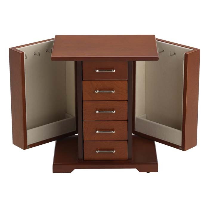 luxury jewelry chest