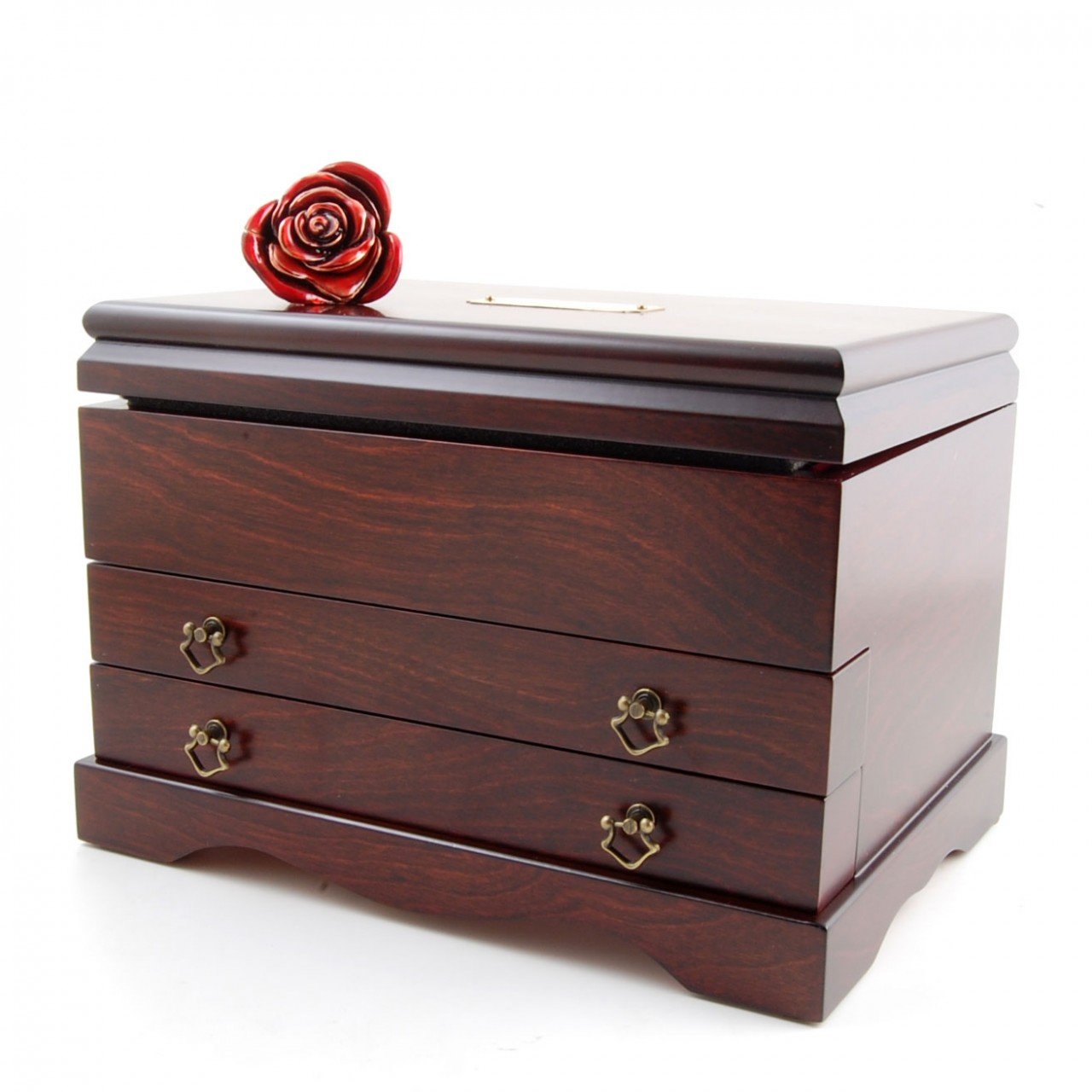 reed and barton colonial jewelry box