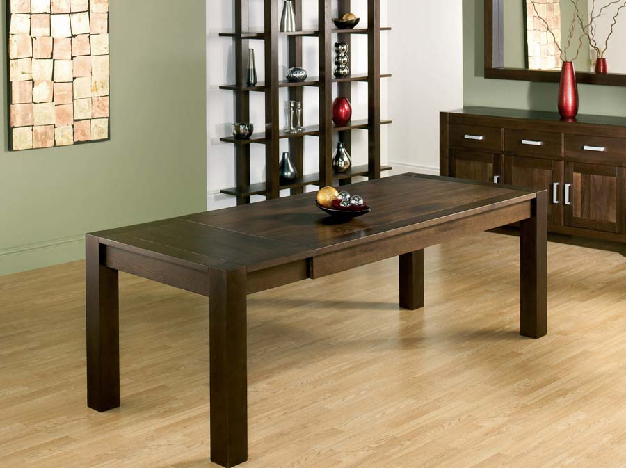 Lyon walnut coffee table
