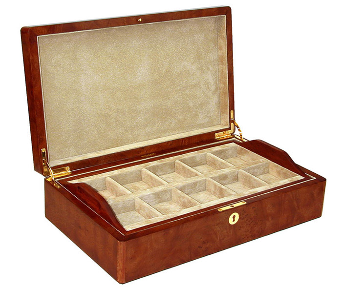Watch Jewelry Collection Box. Pictured mtbmug Source:Flickr