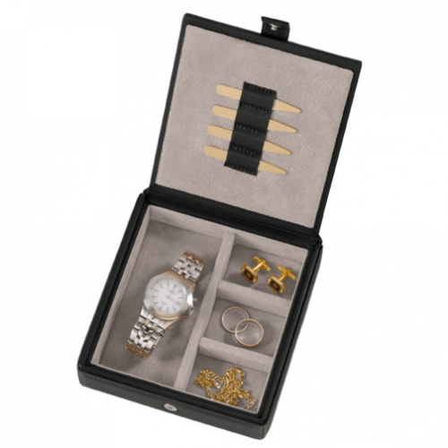 Men's watch box personalized