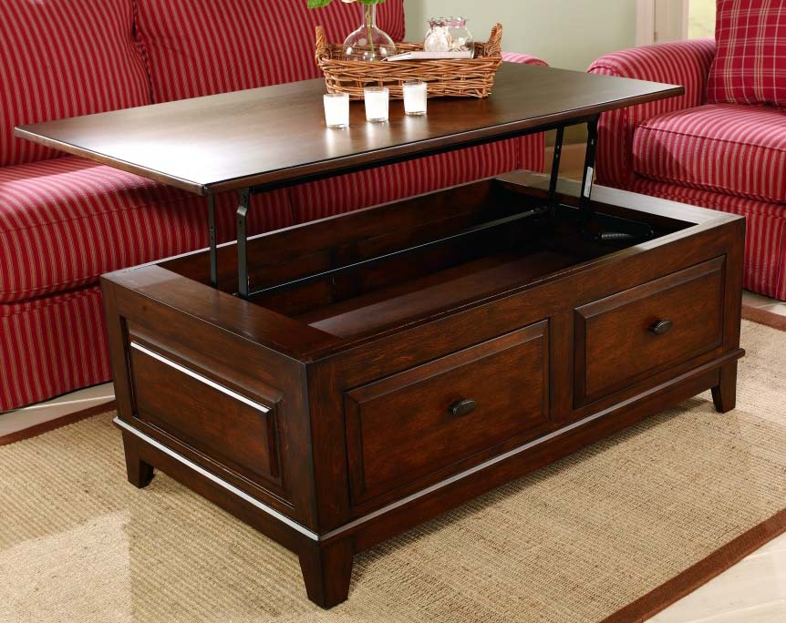 Ashley lift up coffee table