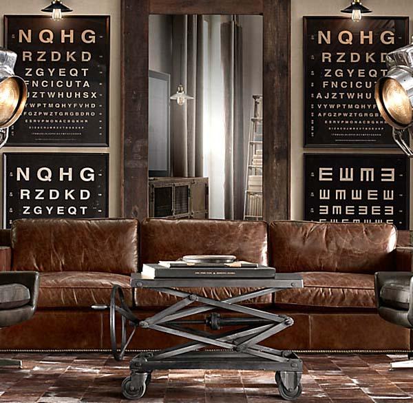 Retro coffee table designs