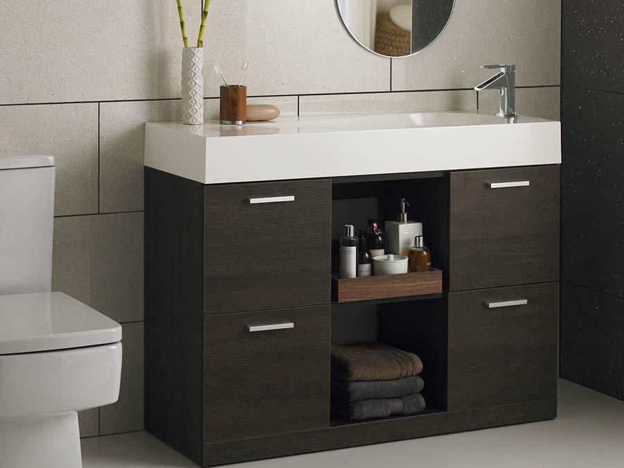 Vanity units for bathroom