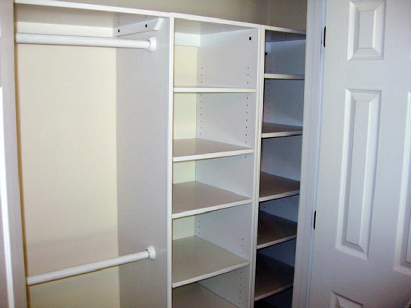 adjustable closet racks