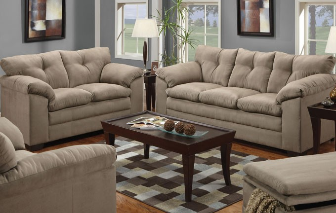 arrange couch loveseat recliner