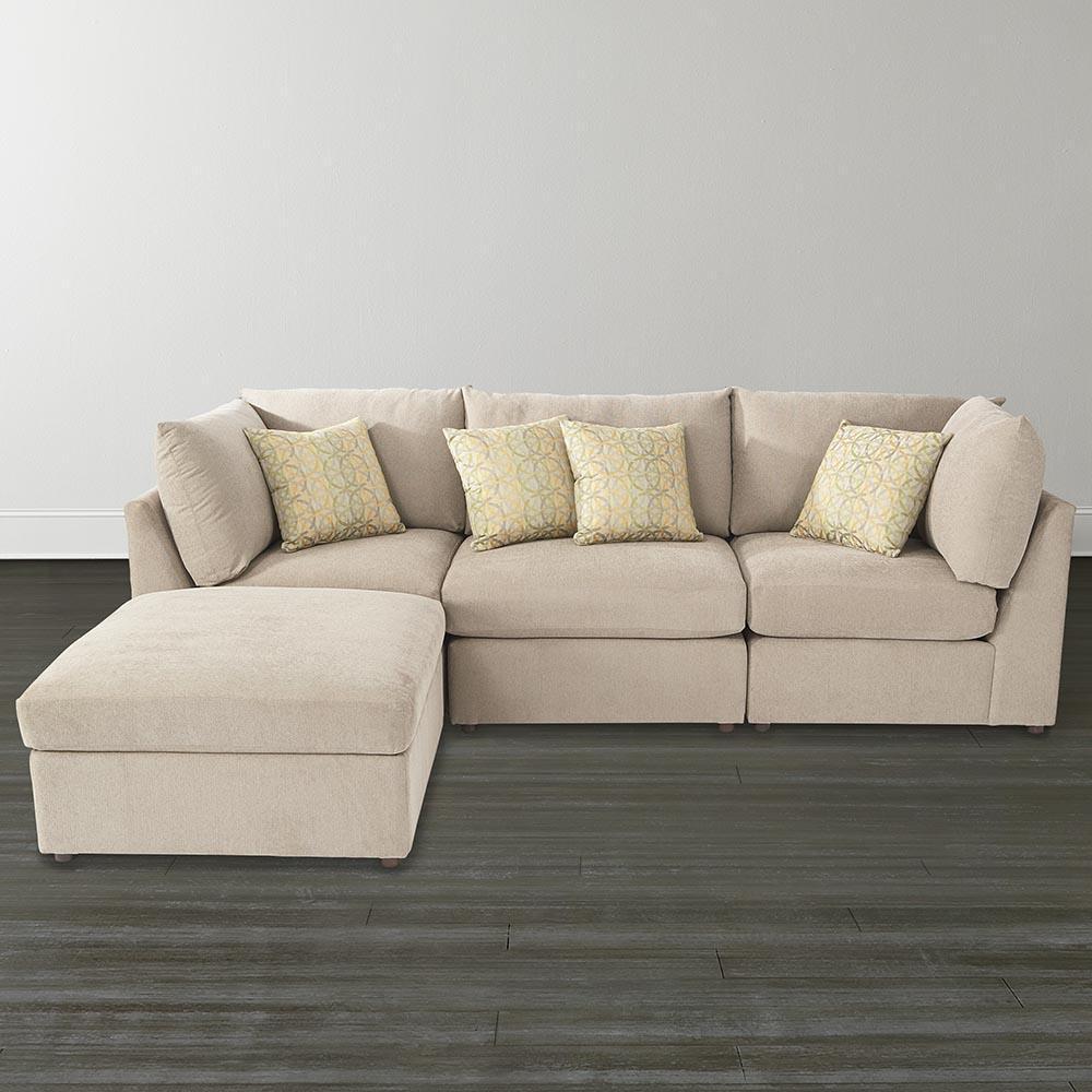 bassett pit sofa