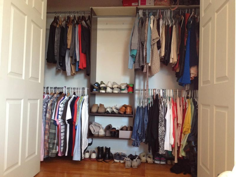 best affordable closet systems