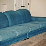 : bull denim couches