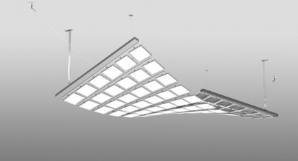 c light led closet rod