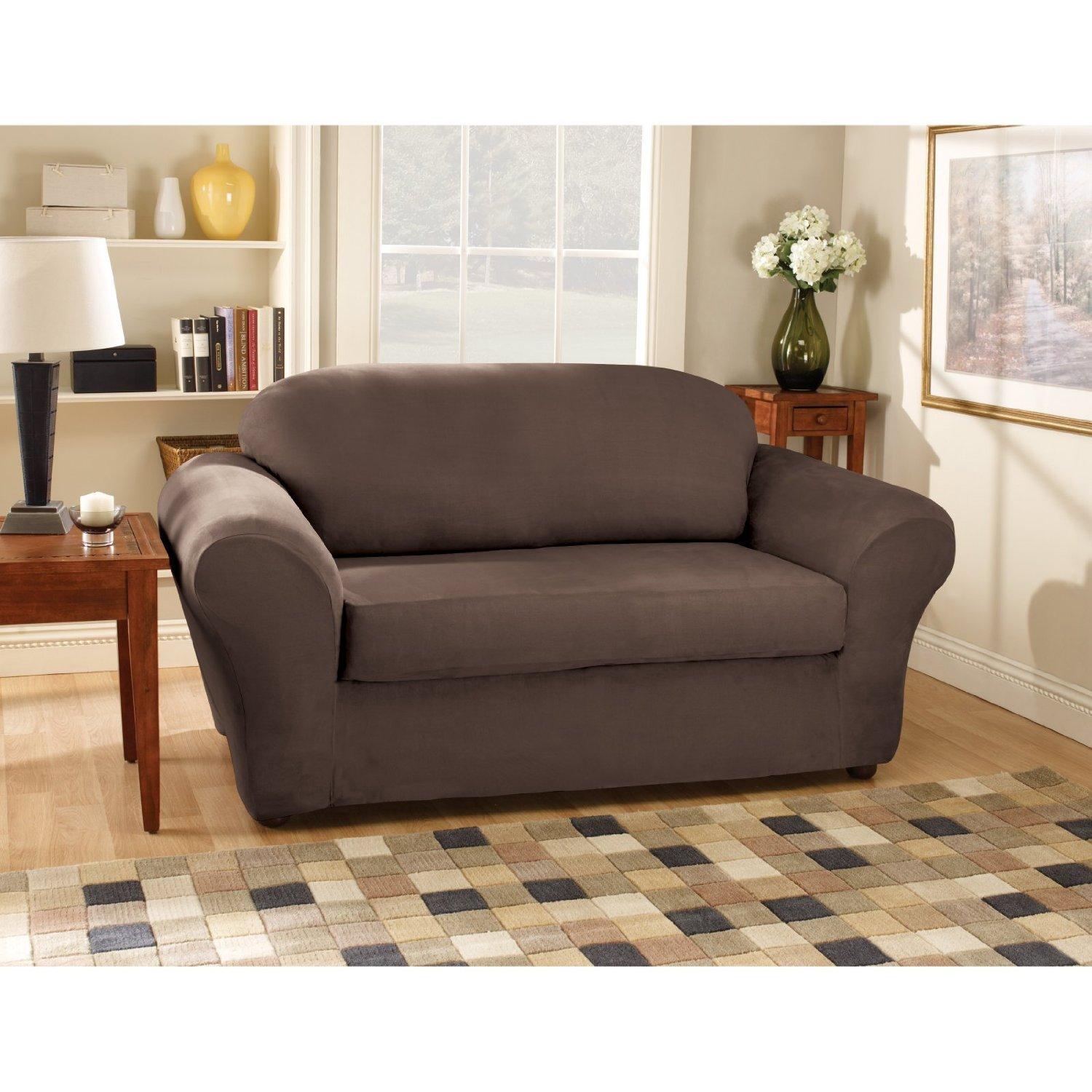 Where to buy couch covers cheap and stylish couch sofa ideas interior design Loveseat slipcovers cheap