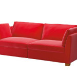 : cheap red loveseats