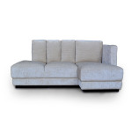 Nice small L couch for a tiny room or bedroom