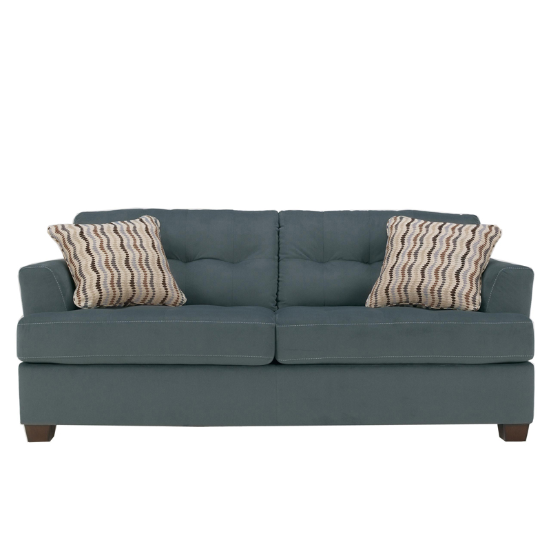 Cheap loveseats for small spaces couch sofa ideas for Small tufted sofa