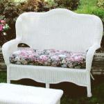 : cheap wicker loveseats