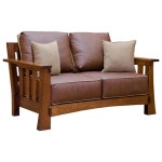 : cheap wooden loveseats
