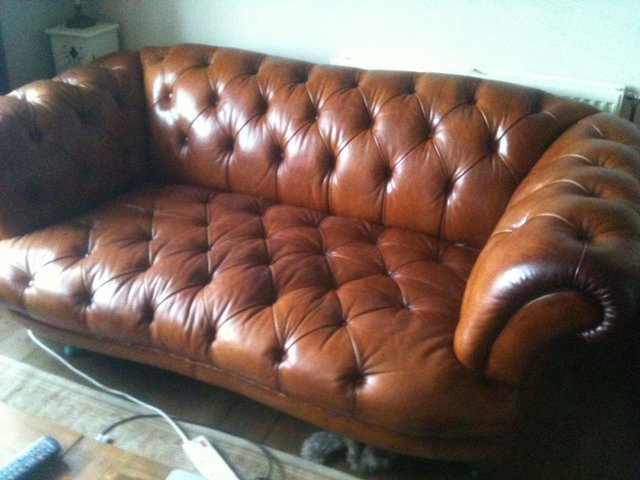 Chesterfield Sofa Bed Dfs