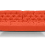 : chesterfield sofa bed fabric
