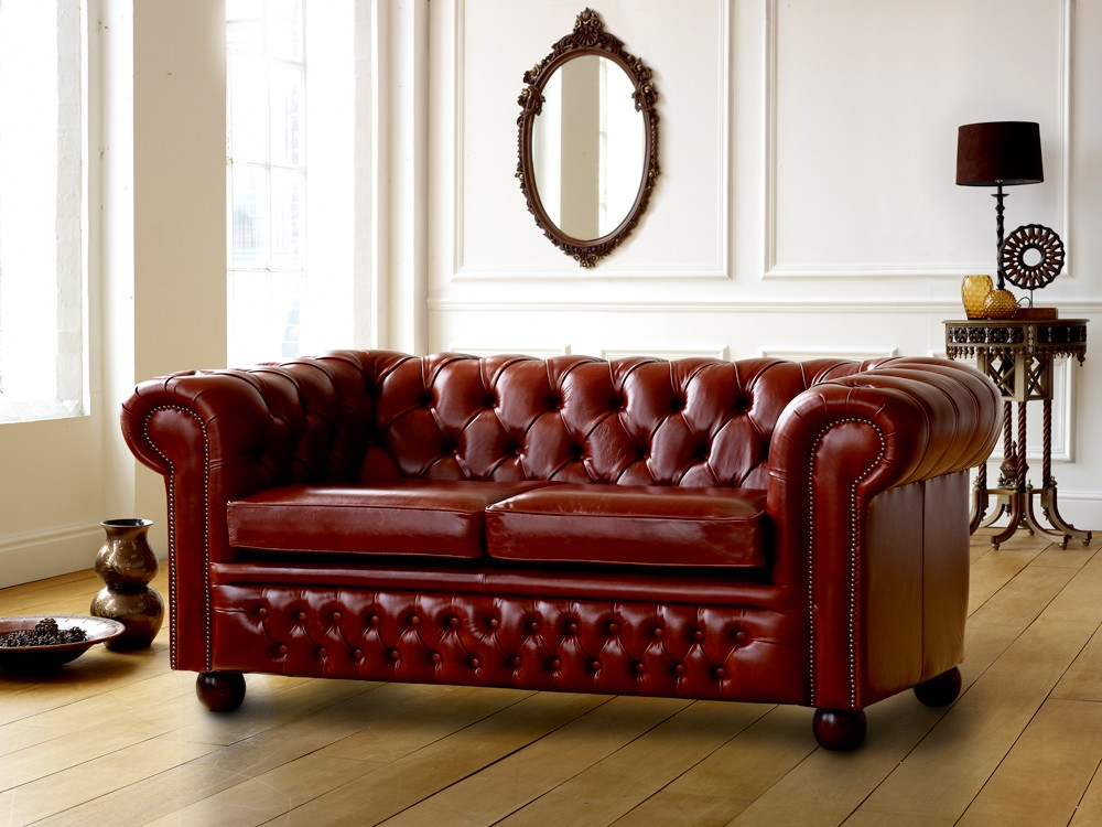 chesterfield sofa bed red Couch& Sofa Ideas Interior Design sofaideas net