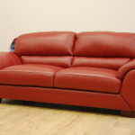 : clearance leather couches