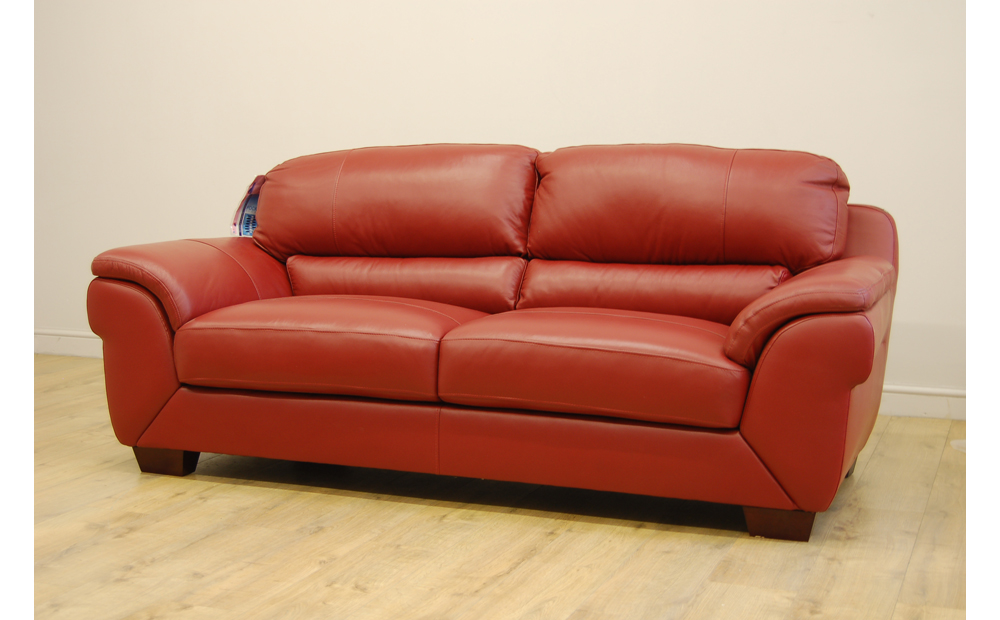 Clearance Leather Couches