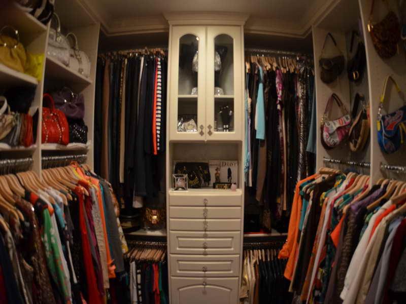 closet design ideas for small space