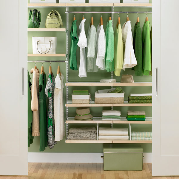 closet design ideas for small spaces