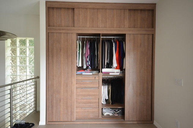 Closet Organizers For Closets With Sliding Doors