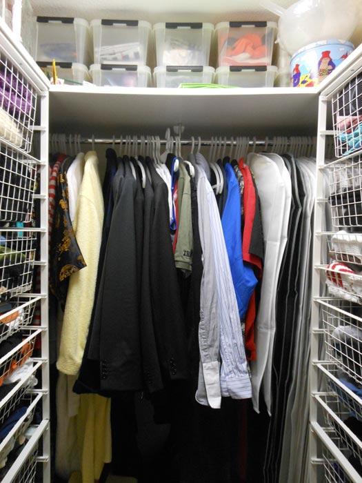 closet system similar to elfa