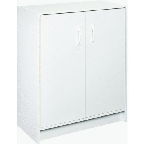 closetmaid cabinets white