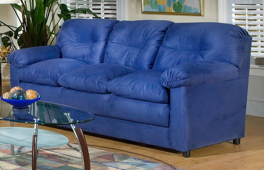 Cobalt blue couch for sale couch sofa ideas interior for Blue couches for sale