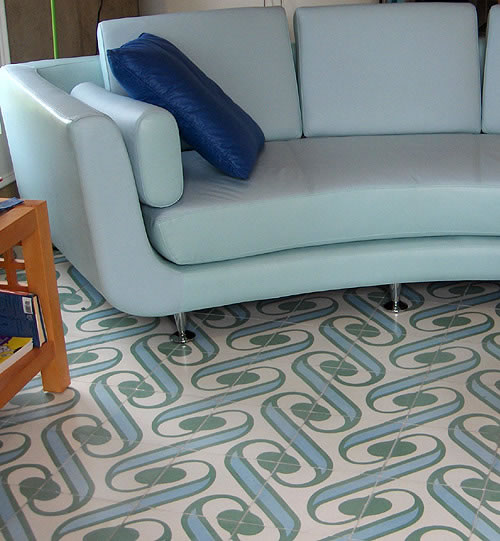Related Post From Design Your Home In Marine Style: Cool Blue Couch For Sale