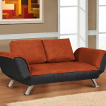 : convertible sofa bed loveseat