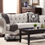 : couch and loveseat arrangement ideas