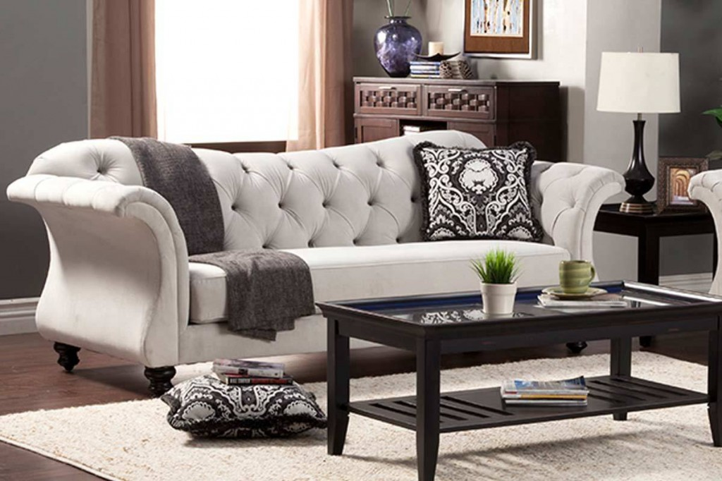 couch and loveseat arrangement ideas