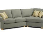 : couch with wide chaise